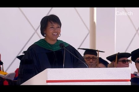 Caltech Commencement Address - Dr. Mae C. Jemison - June 16, 2017
