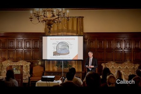 President Thomas F. Rosenbaum on Caltech Instrumentation