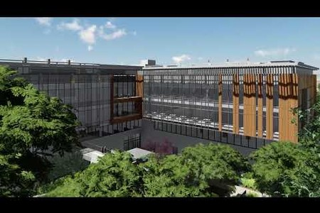 Preview Caltech's New Chen Neuroscience Research Building
