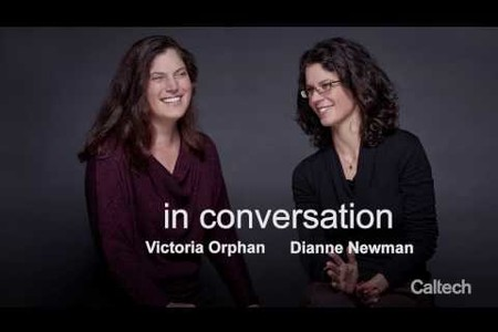 Caltech Magazine: In Conversation with Dianne Newman and Victoria Orphan