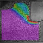Granular material still image