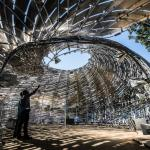 photo of the Huntington's Orbit Pavilion