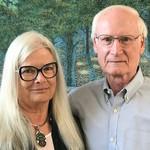 Louise Kirkbride and Richard Lipes