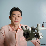 Yuki Oka, assistant professor of biology