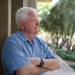 Richard Roll Portrait