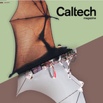 Caltech magazine cover