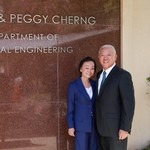 Andrew and Peggy Cherng