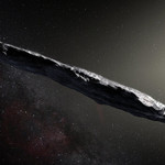 Artwork of asteroid