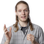 Caltech senior Andrew Romine