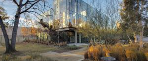 photo of the Walter and Leonore Annenberg Center for Information Science and Technology