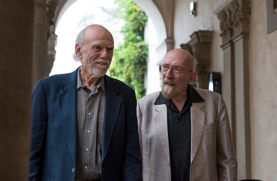Barry C. Barish and Kip S. Thorne