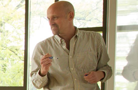photo of Tim Colonius
