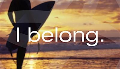 I Belong 1
