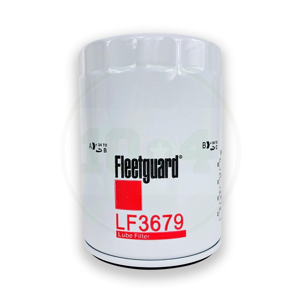 3 Fleetguard LF3679 filters