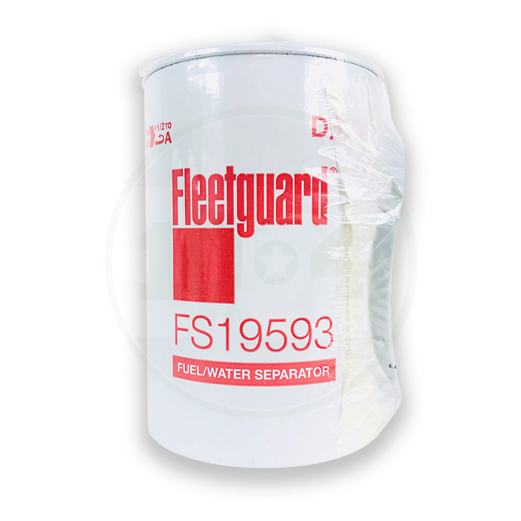 Fleetguard FS19593 Fuel Filter Water Separator Discounts on multiples