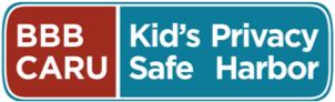 BBB CARU: Kid's Privacy Safe Harbor