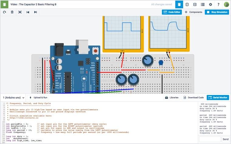 Tittos: How to simulate Arduino in Proteus