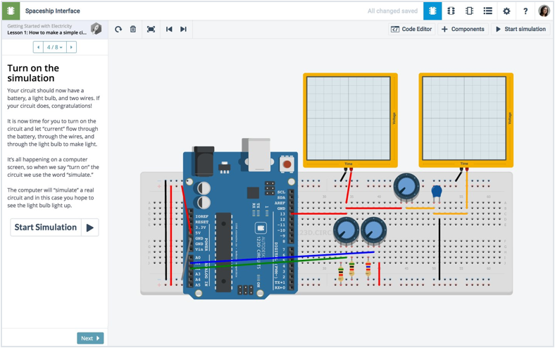 Buy arduino basic kit and learn electronics for kids