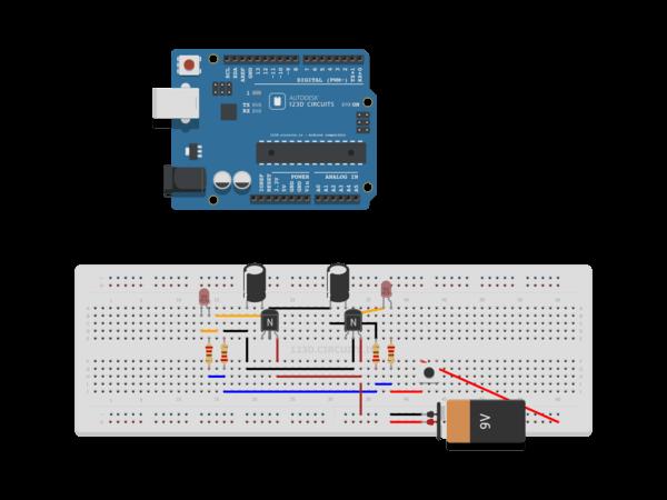 D circuits