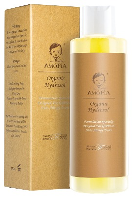 Amofia Organic Hydrosol, Specially Designed For G6PD & Nuts Allergy Users