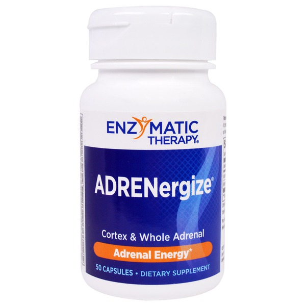 Enzymatic Therapy Adrenergize Adrenal Energy