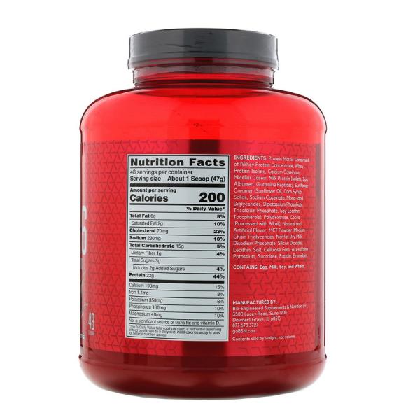 Bsn Syntha 6 Protein Powder Drink Mix Chocolate Milkshake 1source