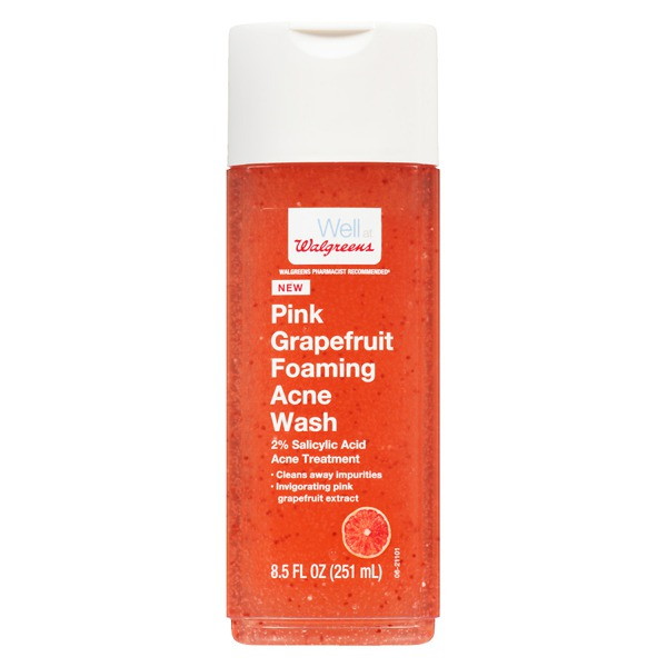 Walgreens Body Wash Pink Grapefruit 1source