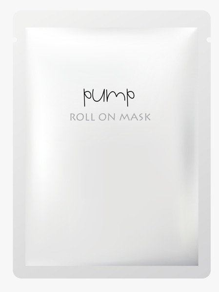 Visible Ingredients PUMP SILK MASK, Facial Mask