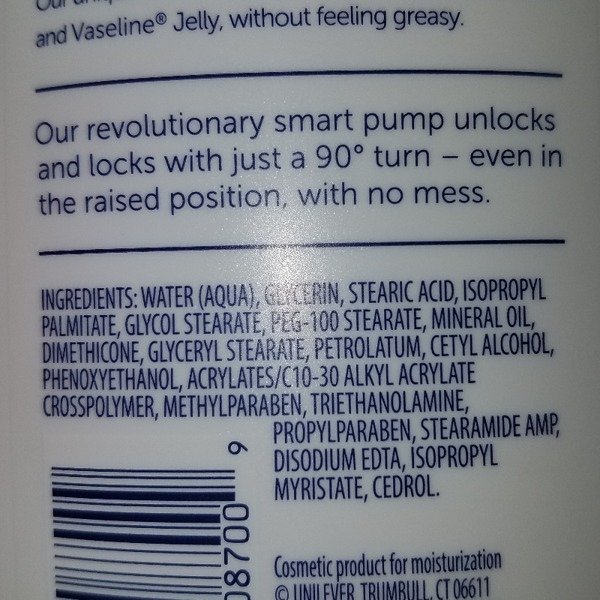 Vaseline Intensive Care Advanced Repair Body Lotion