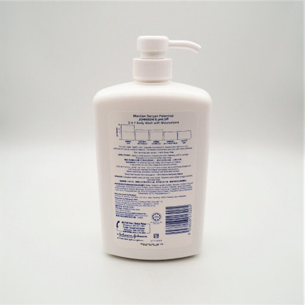 Johnson'S PH 5.5 2 In 1 Body Wash With Moisturizers