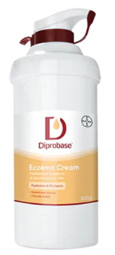 Diprobase® ECZEMA CREAM