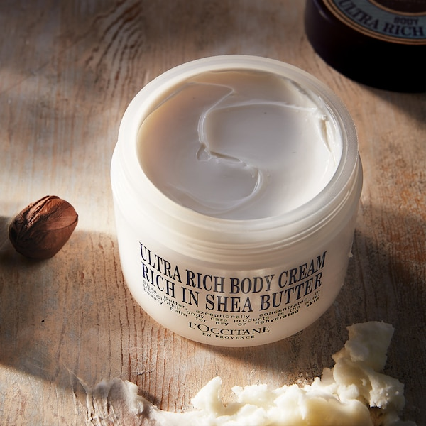 L'Occitane Shea Butter Ultra Rich Body Cream