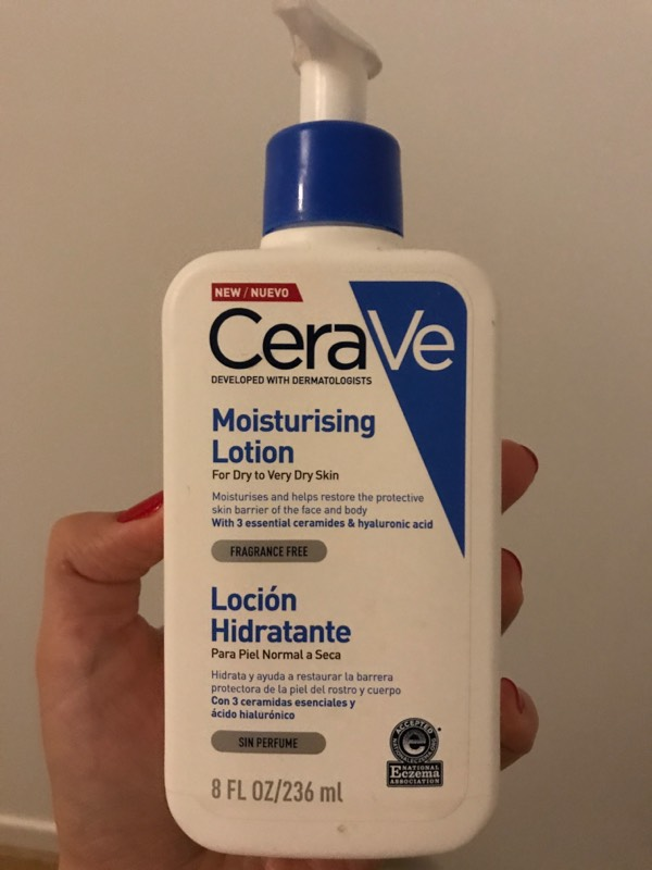 Cerave Moisturising Lotion For Dry To Very Dry Skin