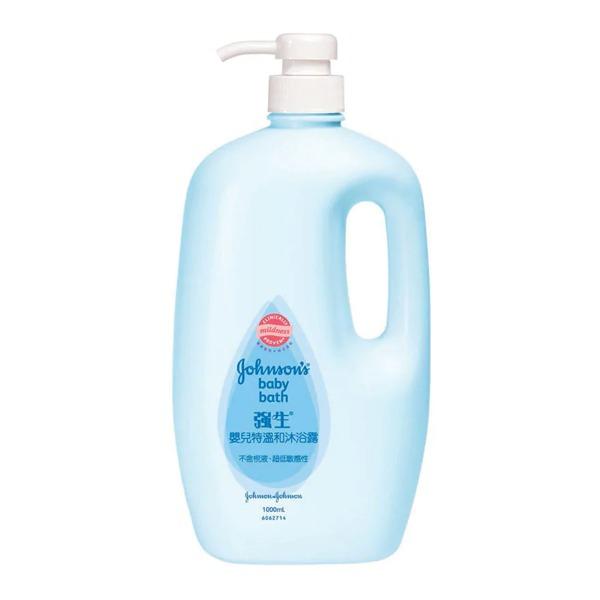Johnson'S Baby Regular Bath 強生嬰兒特溫和沐浴露