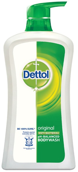 Dettol Original Antibacterial Ph-Balanced Body Wash 滴露 經典松木沐浴露