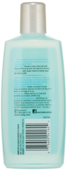 Olay Oil Minimizing Clean Toner 1source