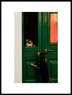 Buy this art print titled A Moment of Love by the artist Piera Polo