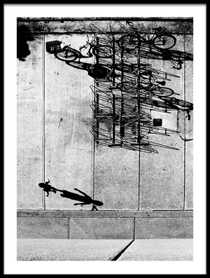 Buy this art print titled A Running Boy by the artist Jian Wang