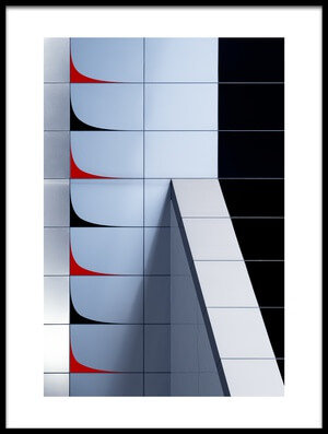 Buy this art print titled Angles and Patterns by the artist Harry Verschelden
