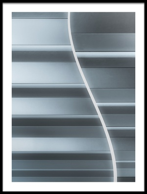 Buy this art print titled Asymmetry II by the artist Luc Vangindertael (laGrange)