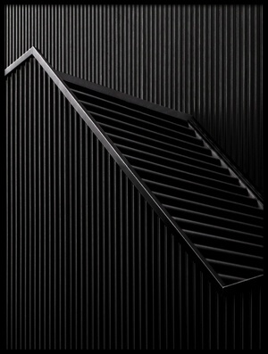 Buy this art print titled Black Light by the artist Gilbert Claes