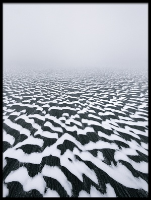 Buy this art print titled Camouflage Lake by the artist Riccardo Lucidi
