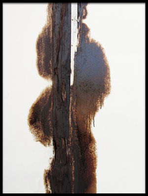 Buy this art print titled Composition In Brown and White by the artist Dieter Matthes