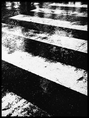 Buy this art print titled Crosswalk by the artist Tatsuo Suzuki