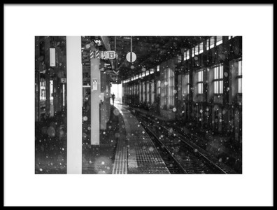 Buy this art print titled Departure by the artist Susumu Nihashi