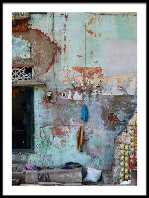 Buy this art print titled India by the artist Rui Caria