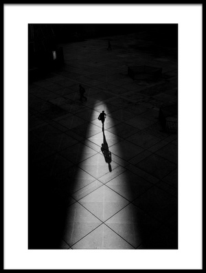 Buy this art print titled Light and Shadows by the artist Jian Wang
