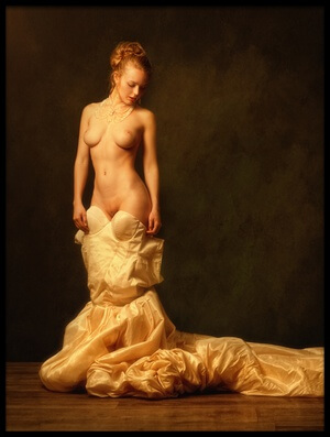 Buy this art print titled Perfect Bride by the artist Zachar Rise