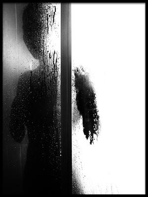 Buy this art print titled Steamy Windows by the artist David McCracken