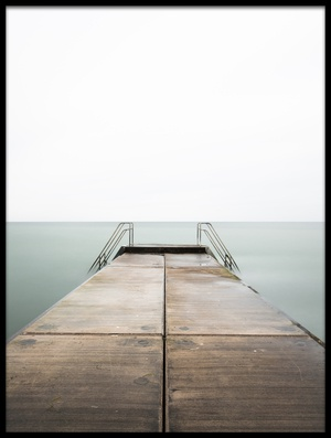 Buy this art print titled The Quiet Place by the artist Sebastian Wahlhuetter